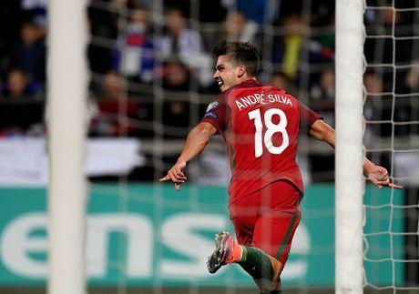 Ronaldo lap cong trong tran Bo Dao Nha thang 6-0 - Anh 2