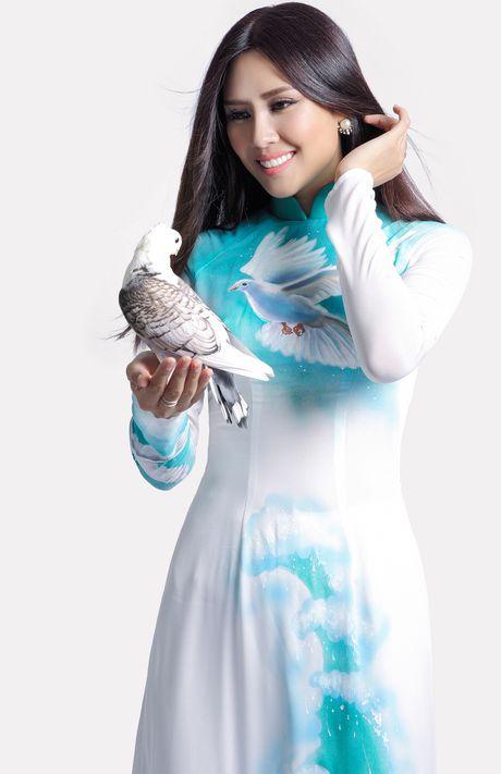 Nguyen Loan mang thong diep hoa binh den Miss Grand - Anh 3