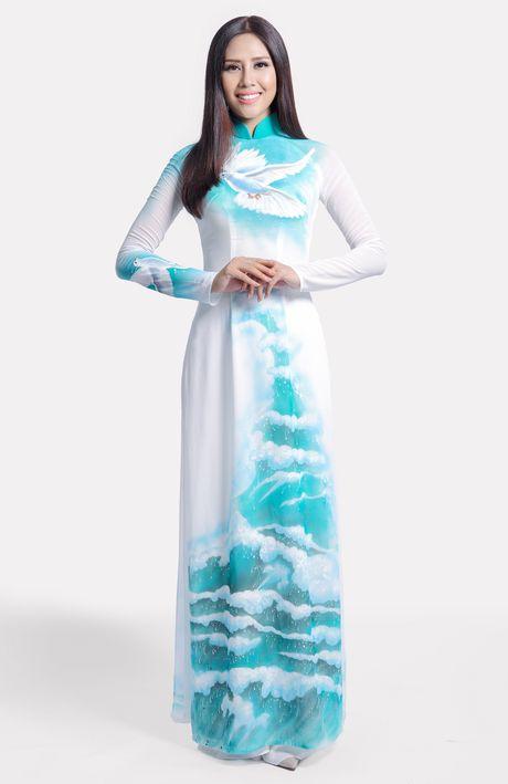 Nguyen Loan mang thong diep hoa binh den Miss Grand - Anh 4