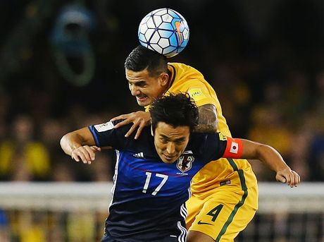 'Cay truong sinh' Tim Cahill bat luc truoc Nhat Ban - Anh 2