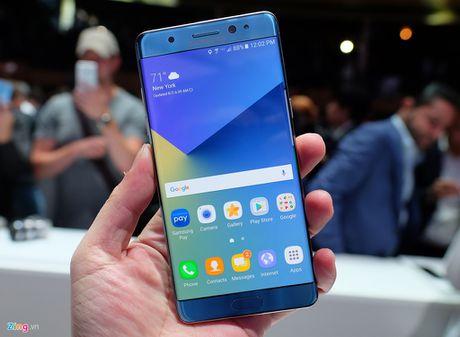 Kinh te Viet thiet hai lon vi Samsung thu hoi Galaxy Note 7 - Anh 1