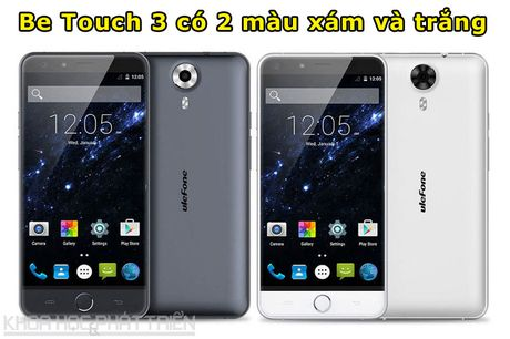 Smartphone cam bien van tay, RAM 3 GB, gia hon 3 trieu dong - Anh 5