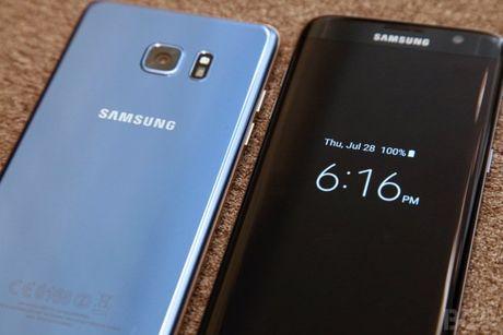 Samsung khang dinh dung Galaxy Note 7 van rat an toan - Anh 1