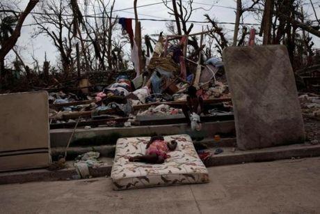 Haiti: Hon 1.000 nguoi thiet mang vi bao Matthew - Anh 1