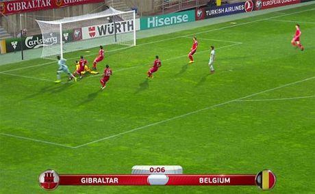 Benteke ghi ban nhanh chua tung thay tai World Cup - Anh 2