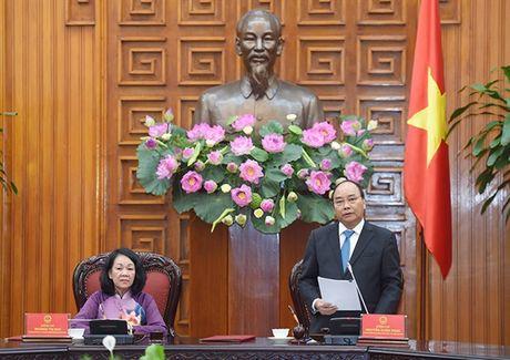 Thu tuong Nguyen Xuan Phuc: 'Chinh nhan dan quyet dinh su thanh bai cua chinh sach' - Anh 1