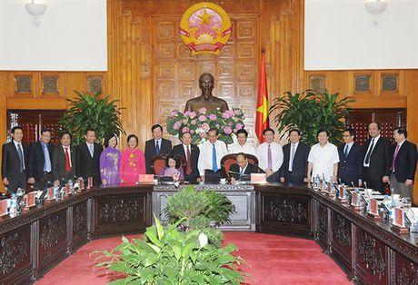 Thu tuong Nguyen Xuan Phuc: 'Chinh nhan dan quyet dinh su thanh bai cua chinh sach' - Anh 2