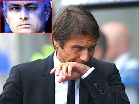 Khi noi am anh cua Conte la... Mourinho - Anh 1