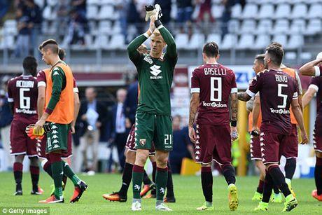 Nguoi Torino da than tuong va phai long Joe Hart - Anh 4