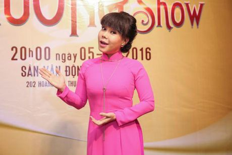 Cung lam show tien ty, Mr.Dam ban gia ve cat co, Viet Huong phat ve mien phi - Anh 4