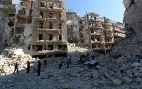 Mau thuan kho vuot giua Nga va Phuong Tay trong van de Syria - Anh 1