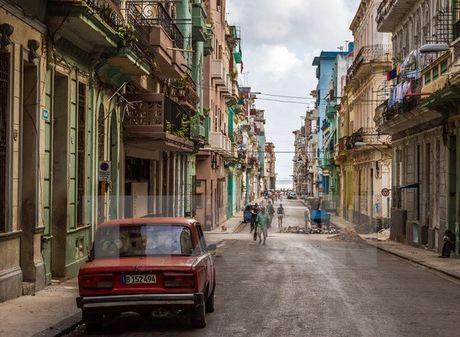 Cuba va My tiep tuc to chuc vong doi thoai thu 2 ve nhan quyen - Anh 1