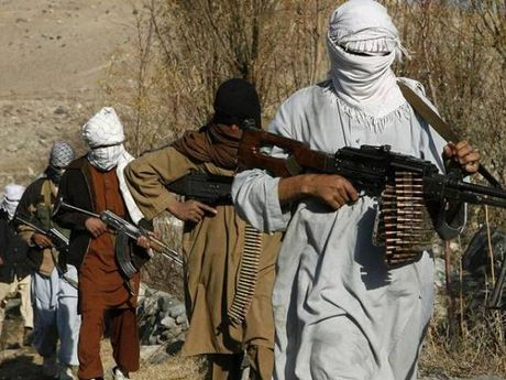 Chinh quyen Pakistan bat giu 3 thu linh Taliban nguoi Afghanistan - Anh 1