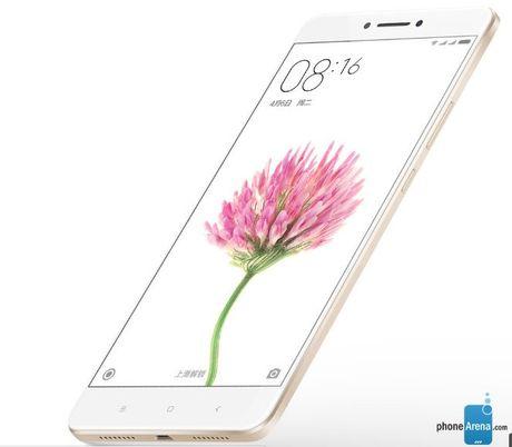Ra mat Xiaomi Mi Max Prime chay Snapdragon 652, RAM 4GB - Anh 2