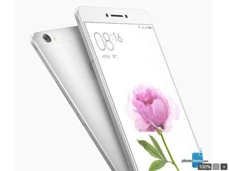 Ra mat Xiaomi Mi Max Prime chay Snapdragon 652, RAM 4GB - Anh 3