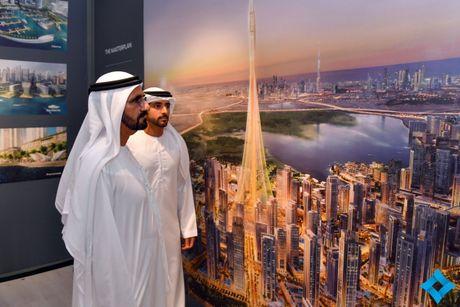 Dubai tu pha ki luc, tiep tuc xay toa nha cao nhat TG - Anh 2