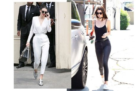 Kendall Jenner dang khien sao PSG thao thuc - Anh 6