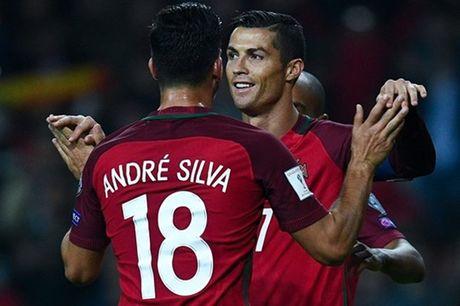 Nguoi lam Ronaldo 'lu mo', Andre Silva la ai? - Anh 1