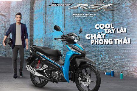 Honda Viet Nam ra mat Wave 110 RSX moi gia 21,5 trieu - Anh 1