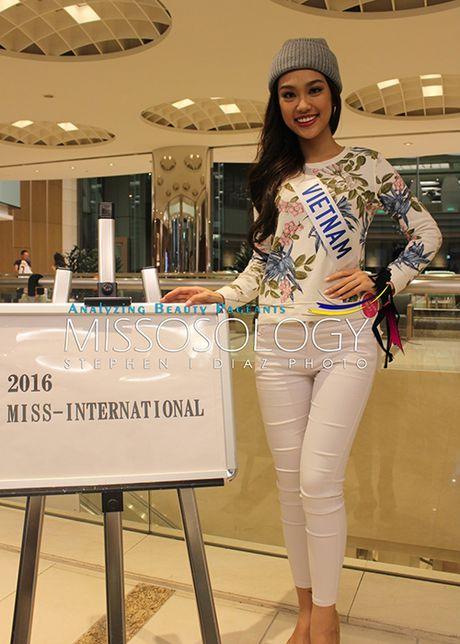 Phuong Linh tro thanh Dai su du lich tai Miss International 2016 - Anh 10
