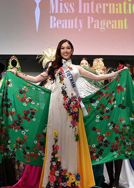 Phuong Linh tro thanh Dai su du lich tai Miss International 2016 - Anh 1