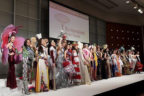 Phuong Linh tro thanh Dai su du lich tai Miss International 2016 - Anh 2