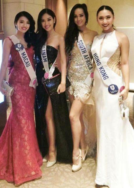 Phuong Linh tro thanh Dai su du lich tai Miss International 2016 - Anh 5