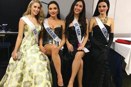 Phuong Linh tro thanh Dai su du lich tai Miss International 2016 - Anh 6