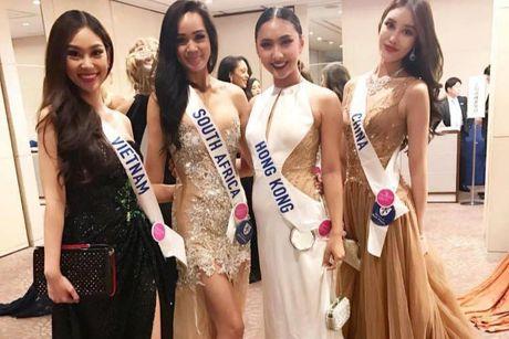Phuong Linh tro thanh Dai su du lich tai Miss International 2016 - Anh 7