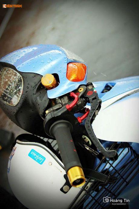 'Xe no' 2 ky Yamaha Z125 do 200 trieu tai Sai Gon - Anh 4