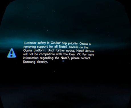 Oculus dung ho tro Galaxy Note7 tren kinh thuc te ao - Anh 1