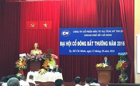 Ong Le Quoc Binh: CII kho hoan thanh ke hoach kinh doanh 2016 - Anh 1