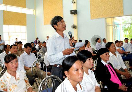 Cu tri tinh Lao Cai: Can xem xet lai tieu chi nha o kien co - Anh 1