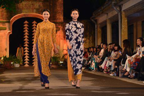 Festival Ao dai Ha Noi - Tinh hoa ao dai Viet Nam - Anh 1