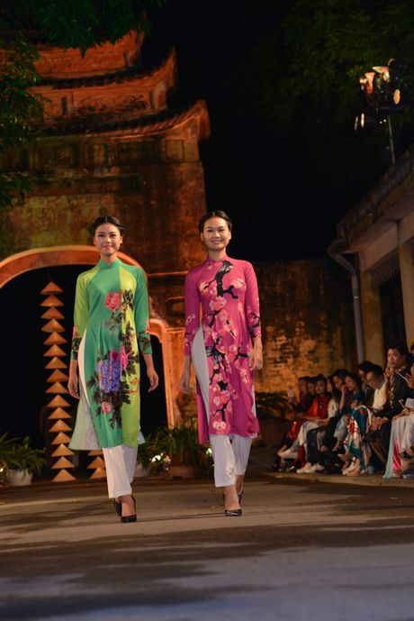 Festival Ao dai Ha Noi - Tinh hoa ao dai Viet Nam - Anh 2