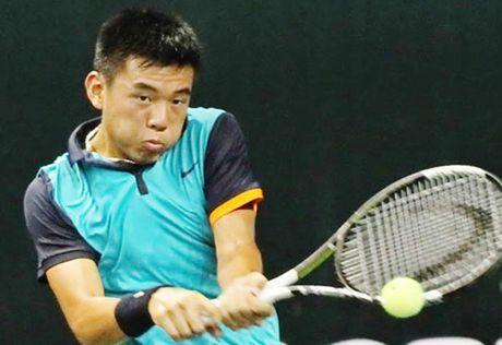 Ly Hoang Nam lan dau lot top 700 ATP - Anh 1