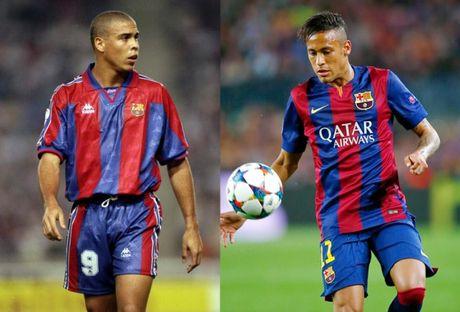 Tin HOT sang 12/10: Neymar vuot qua Ro beo, hang thai MU gay 'bao' - Anh 1