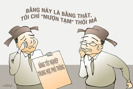 Truong ban To chuc Thanh uy 'muon' bang: 'Lot luoi' leo cao, ai kho? - Anh 2