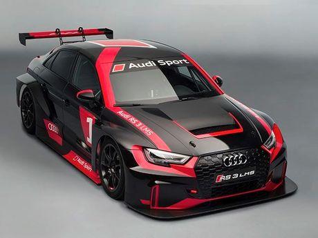 Audi tung phien ban xe dua hieu suat cao cua RS3 - Anh 2