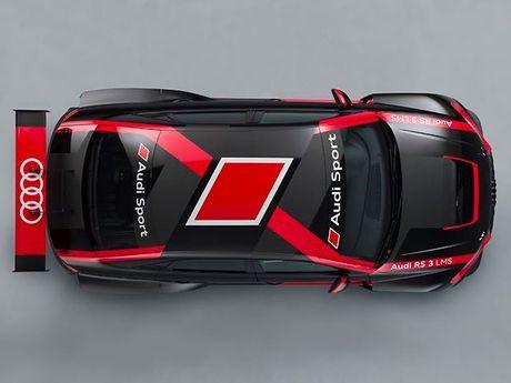 Audi tung phien ban xe dua hieu suat cao cua RS3 - Anh 5