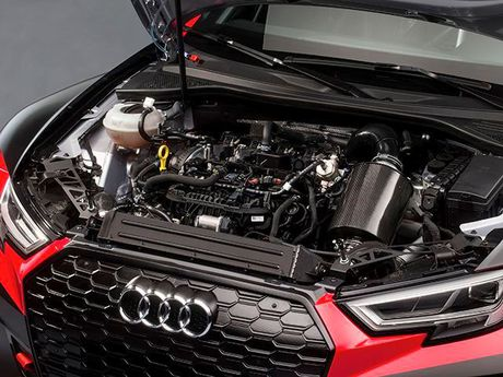 Audi tung phien ban xe dua hieu suat cao cua RS3 - Anh 6