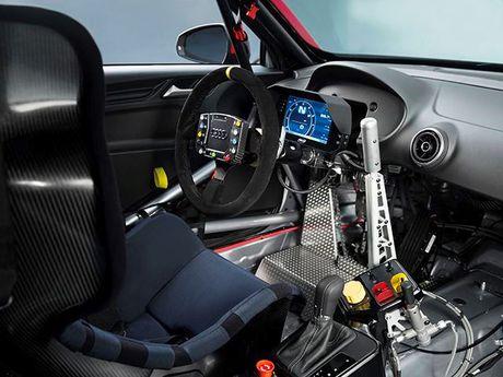 Audi tung phien ban xe dua hieu suat cao cua RS3 - Anh 7