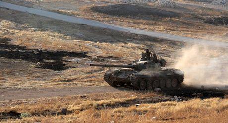 Trong 7 ngay, quan doi Syria bi phe doi lap tan cong 350 lan - Anh 1