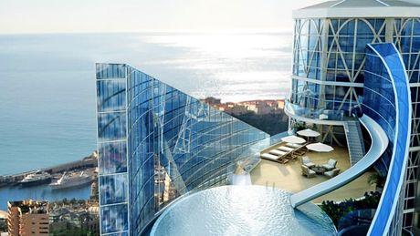 Can ho penthouse 5 tang gia 335 trieu USD o Monaco co gi? - Anh 1