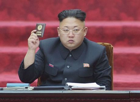 Tin cuoi ngay: Kim Jong Un vang mat bi an - Anh 2