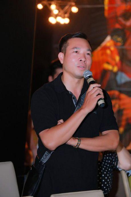 Xa thu Hoang Xuan Vinh xuc dong khi nghe hat ve Hue - Anh 2