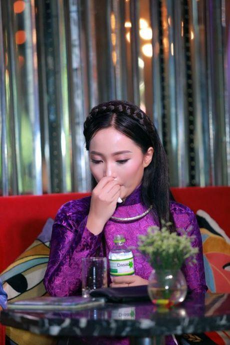 Xa thu Hoang Xuan Vinh xuc dong khi nghe hat ve Hue - Anh 3