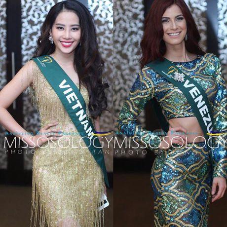 Nam Em rang ro 'do sac' cung dan thi sinh Hoa hau Trai dat 2016 - Anh 5