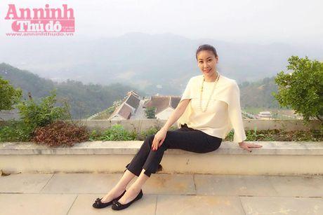 Bo anh an tuong cua hoa hau Ha Kieu Anh - Anh 1