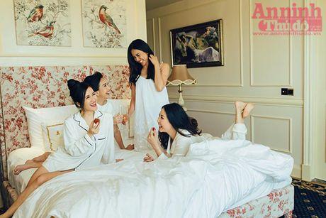Bo anh an tuong cua hoa hau Ha Kieu Anh - Anh 2